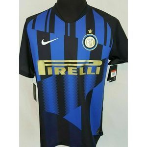 Nike Inter Milan FC 20th Anniversary Soccer Jersey